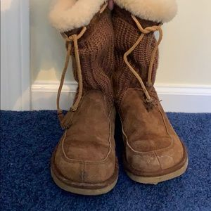 Hard to find knit and sheepskin UGGs!